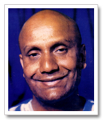 Sri Chinmoy's smile